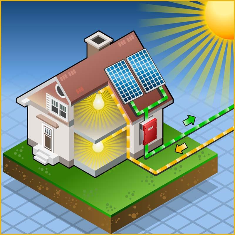 VARA Solar | Solar Electricity Graphic 2a