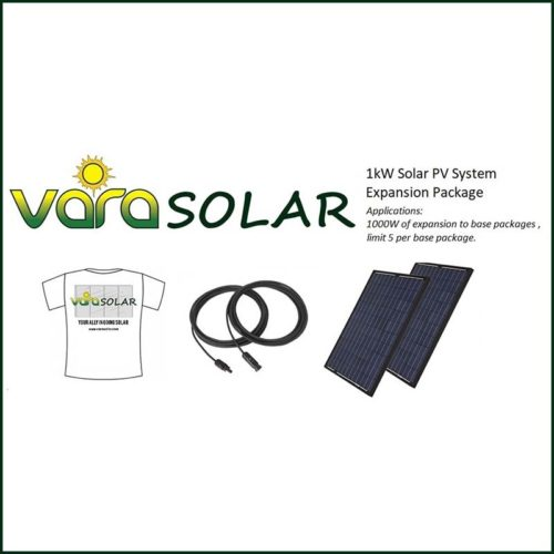XPRESS SOLAR SYSTEMS 1KW Solar PV Expansion Package