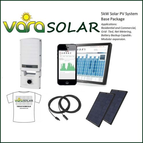 XPRESS SOLAR SYSTEMS 5kW Solar PV Base Package
